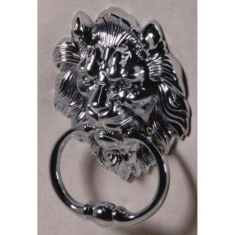 Lion Knocker Dining Chair